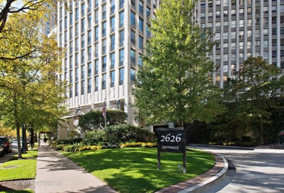 2626 N Lakeview Avenue NORTH UNIT 2001, Chicago, IL 60614 - MLS#: 09791114