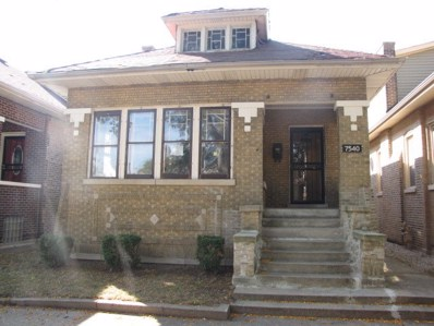 7540 S East End Avenue, Chicago, IL 60649 - MLS#: 09791365