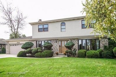 534 MAY Street, Roselle, IL 60172 - MLS#: 09791544