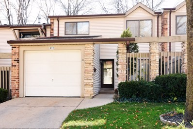 219 W Hanover Place, Mount Prospect, IL 60056 - MLS#: 09791614