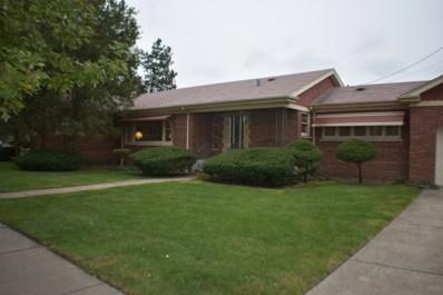 10656 S Whipple Street, Chicago, IL 60655 - MLS#: 09791731