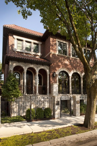 1735 N Honore Street, Chicago, IL 60622 - MLS#: 09791732