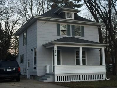 222 Delia Street, Batavia, IL 60510 - MLS#: 09791953