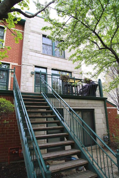 1812 S FEDERAL Street UNIT 36, Chicago, IL 60616 - MLS#: 09792180
