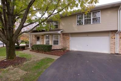 960 Elderberry Circle UNIT 104, Naperville, IL 60563 - MLS#: 09792222