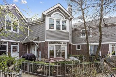3331 N RACINE Avenue UNIT C, Chicago, IL 60657 - MLS#: 09792314