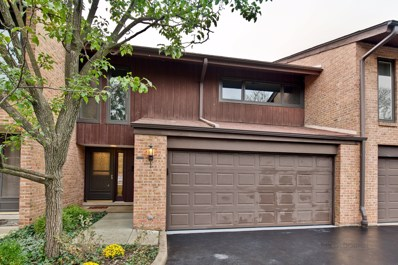 1805 Wildberry Drive UNIT D, Glenview, IL 60025 - MLS#: 09792440