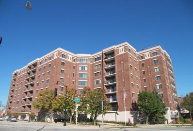 201 N VAIL Avenue UNIT 807, Arlington Heights, IL 60004 - #: 09792546