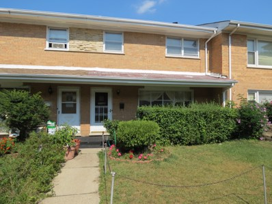 7759 N Nordica Avenue UNIT B, Niles, IL 60714 - MLS#: 09792636