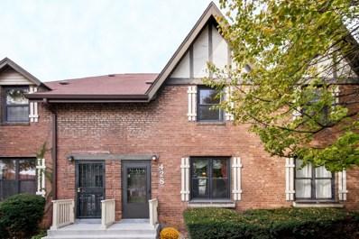 428 East Avenue, La Grange, IL 60525 - MLS#: 09792645
