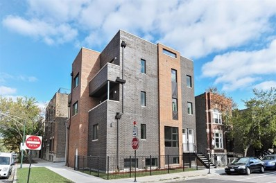 2656 W Augusta Boulevard UNIT 3, Chicago, IL 60622 - MLS#: 09792734
