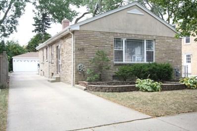 4320 N Mulligan Avenue, Chicago, IL 60634 - MLS#: 09792958