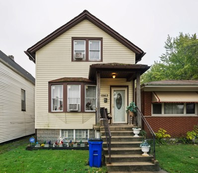 1263 W 74th Place, Chicago, IL 60636 - #: 09793130