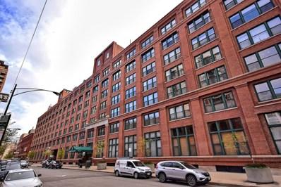 411 W ONTARIO Street UNIT 702, Chicago, IL 60654 - MLS#: 09793342