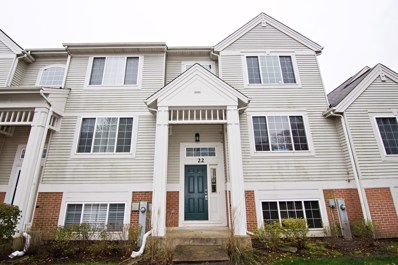 22 NEW HAVEN Drive, Cary, IL 60013 - MLS#: 09793556