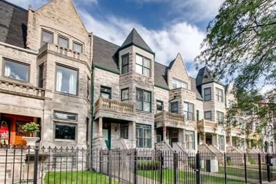 4525 S Ellis Avenue UNIT 2, Chicago, IL 60653 - MLS#: 09793720
