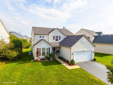 255 COLUMBINE Lane, Romeoville, IL 60446 - MLS#: 09793807