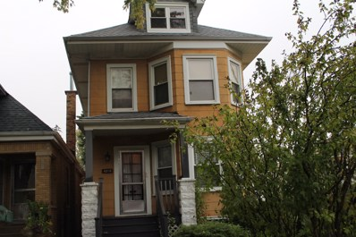 4316 W Henderson Street, Chicago, IL 60641 - MLS#: 09794284