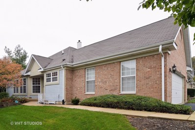 352 Cimarron Road UNIT 32, Lombard, IL 60148 - MLS#: 09794293