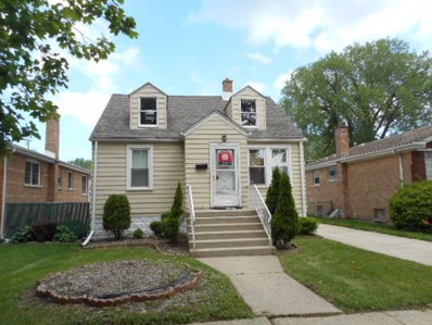 8841 S Francisco Avenue, Evergreen Park, IL 60805 - MLS#: 09794521