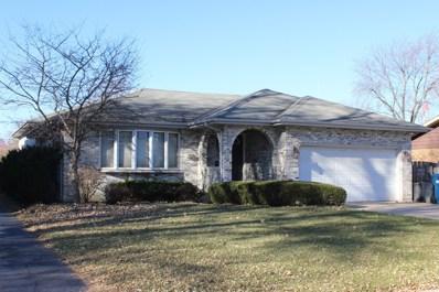 13838 LECLAIRE Avenue, Crestwood, IL 60418 - MLS#: 09795002