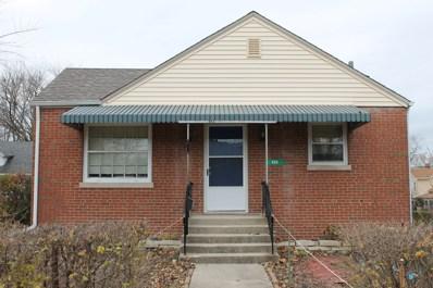 454 N View Street, Aurora, IL 60506 - MLS#: 09795398