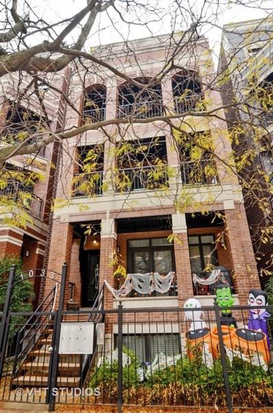 1033 W MONROE Street UNIT 2, Chicago, IL 60607 - MLS#: 09795603