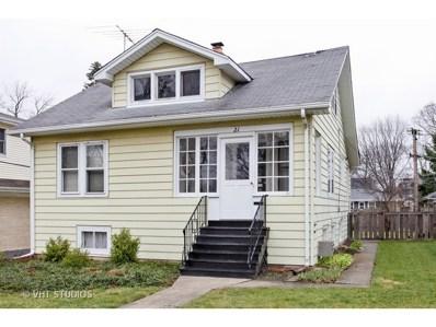 21 N Poplar Place, La Grange, IL 60525 - MLS#: 09795789