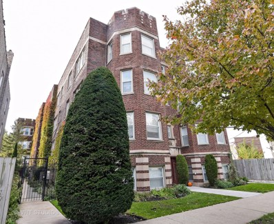 5948 N Paulina Street UNIT 2, Chicago, IL 60660 - MLS#: 09795824
