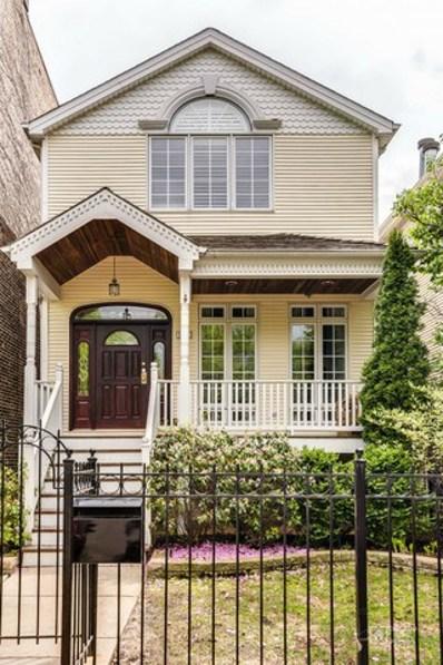 1445 W Cuyler Avenue, Chicago, IL 60613 - MLS#: 09795844
