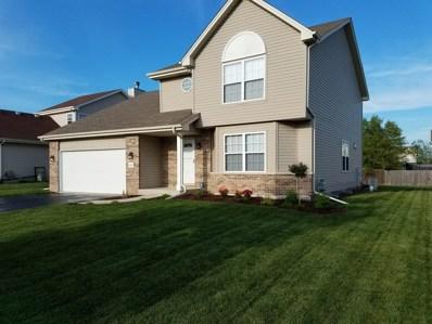 25833 S Geranium Lane, Monee, IL 60449 - MLS#: 09795970
