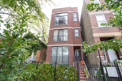 2512 W Thomas Street UNIT 3, Chicago, IL 60622 - MLS#: 09796087