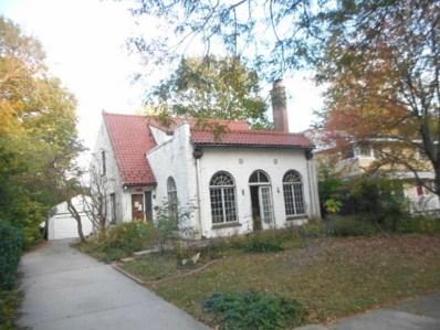 17845 Tipton Avenue, Homewood, IL 60430 - MLS#: 09796090