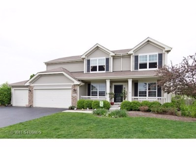 14745 Cavalry Court, Plainfield, IL 60544 - MLS#: 09796109