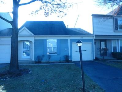 255 W Cherrywood Drive UNIT 0, Palatine, IL 60067 - MLS#: 09796237