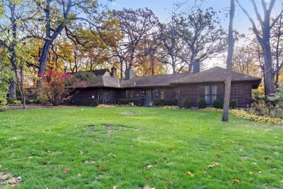 1316 TURVEY Road, Downers Grove, IL 60515 - MLS#: 09796453