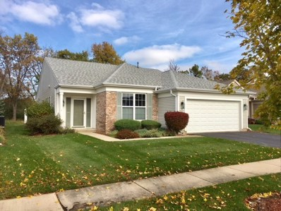 14160 Lavender Street, Huntley, IL 60142 - MLS#: 09796525