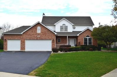 25019 Round Barn Road, Plainfield, IL 60585 - MLS#: 09796650