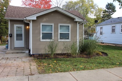 111 S Edison Avenue, Elgin, IL 60123 - MLS#: 09796743