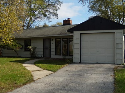 341 Neola Street, Park Forest, IL 60466 - MLS#: 09796753
