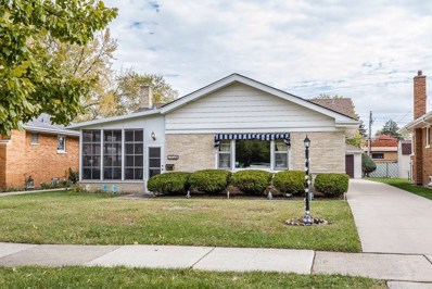 1233 Woodside Road, La Grange Park, IL 60526 - MLS#: 09797237