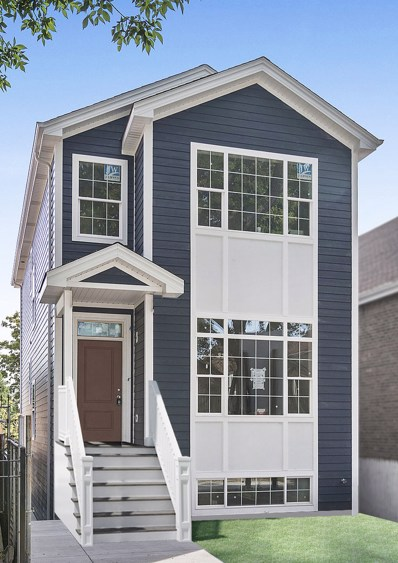 821 W 33rd Place, Chicago, IL 60608 - MLS#: 09797547
