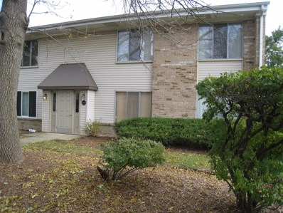 1415 VISTA WALK UNIT D, Hoffman Estates, IL 60169 - #: 09798009