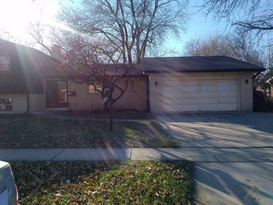 1495 Maple Lane, Elgin, IL 60123 - #: 09798146