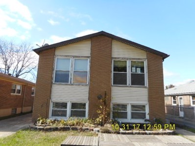 12724 S MUSKEGON Avenue, Chicago, IL 60633 - MLS#: 09798258