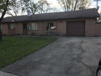 400 Lincoln Drive, Hoffman Estates, IL 60169 - MLS#: 09798427