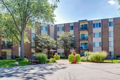 140 W Wood Street UNIT 410, Palatine, IL 60067 - MLS#: 09798468