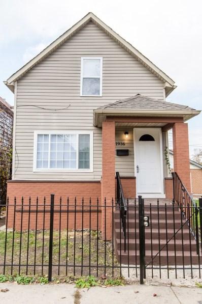 1936 JACKSON Avenue, Evanston, IL 60201 - MLS#: 09798564