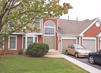 1884 Fox Run Drive UNIT A7, Elk Grove Village, IL 60007 - MLS#: 09798567
