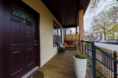 1821 N Mozart Street, Chicago, IL 60647 - MLS#: 09798969